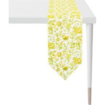 APELT Springtime Tischband gelb 25x175 cm