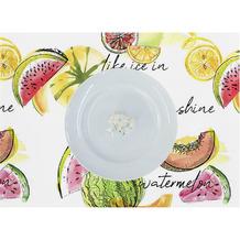 APELT Summer Garden 2er Tischset bunt / multi 2er Set 35x48 cm