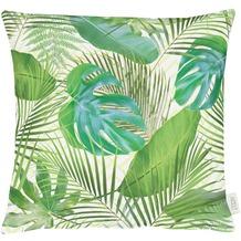 APELT Summer Garden Kissen grün 48x48, Pflanzen