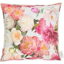 APELT Summer Garden Kissenhülle rose 40x40