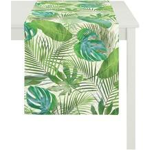 APELT Summer Garden Läufer grün 48x140