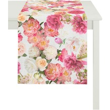 APELT Summer Garden Läufer rose 40x140