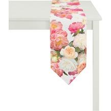 APELT Summer Garden Tischband rose 25x175