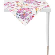 APELT Summer Garden Tischdecke rose / flieder 100x100 cm