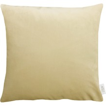 APELT Uni-Basic Kissen beige 45x45