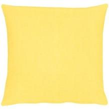 APELT Uni-Basic Kissen gelb 48x48, hell