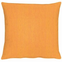 APELT Uni-Basic Kissen orange 48x48