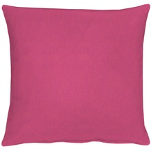 APELT Uni-Basic Kissen pink 39x39