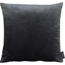 APELT Uni-Basic Kissen schwarz 45x45