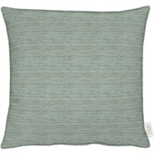 APELT Uni-Basic Kissen türkis 45x45, meliert