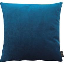 APELT Uni-Basic Kissenhülle dunkelblau 46x46