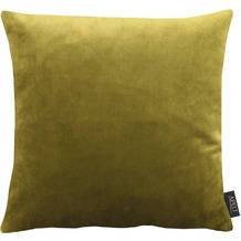 APELT Uni-Basic Kissenhülle grün 46x46, samt