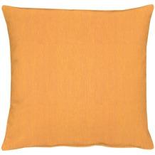 APELT Uni-Basic Kissenhülle orange 49x49