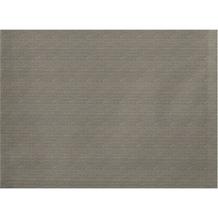 APELT Uni-Basic Platzset grau/braun 35x48