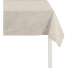 APELT Uni-Basic Tischdecke taupe 150x250