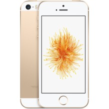 Apple iPhone SE, 64GB, gold