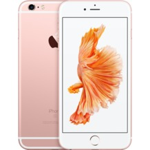 Apple iPhone 6s Plus, 16GB, roségold