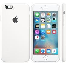 Apple iPhone 6s Silicone Case, weiß