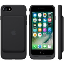 Apple iPhone 7 / 8 Smart Battery Case, Black