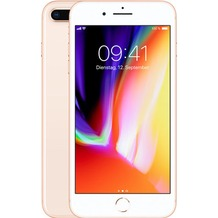 Apple iPhone 8 Plus - 256GB - Gold