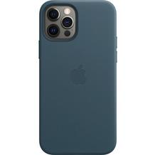 Apple Leder Case iPhone 12/12 Pro mit MagSafe (baltischblau)