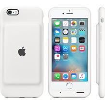 Apple Smart Battery Case für iPhone 6s, white