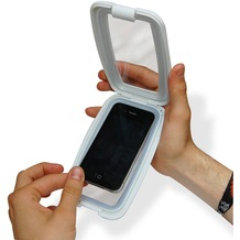 Thumbs Up Aqua Phone Case(wasserdicht)
