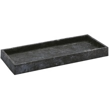 Aquanova SLATE Tablett 09 schwarz 35 x 15 x 3 cm