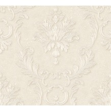 Architects Paper klassische Mustertapete Luxury wallpaper Tapete creme metallic 324221 10,05 m x 0,53 m