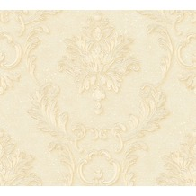 Architects Paper klassische Mustertapete Luxury wallpaper Tapete creme metallic 324224 10,05 m x 0,53 m