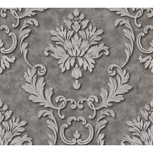 Architects Paper klassische Mustertapete Luxury wallpaper Tapete grau metallic 324225 10,05 m x 0,53 m