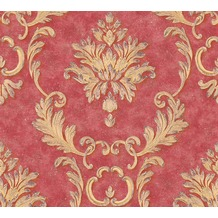 Architects Paper klassische Mustertapete Luxury wallpaper Tapete metallic rot 324226 10,05 m x 0,53 m