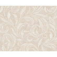Architects Paper Mustertapete Nobile, Tapete, beige, creme, metallic 959401