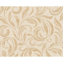Architects Paper Mustertapete Nobile, Tapete, beige, creme, metallic 959404