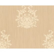 Architects Paper Mustertapete Nobile, Tapete, beige, metallic 958611 10,05 m x 0,70 m