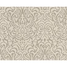 Architects Paper Mustertapete Tessuto 2, Textiltapete, beige, braun 961931