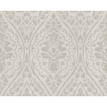 Architects Paper Mustertapete Tessuto 2, Textiltapete, beige, creme 961955