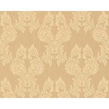 Architects Paper Mustertapete Tessuto, Textiltapete, beige 956303