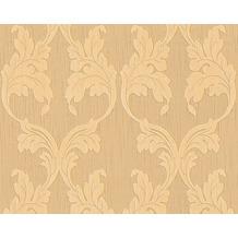 Architects Paper Mustertapete Tessuto, Textiltapete, beige, braunbeige 956283 10,05 m x 0,53 m
