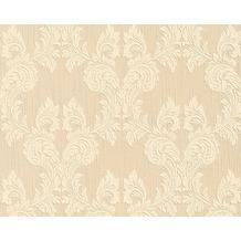 Architects Paper Mustertapete Tessuto, Textiltapete, hellelfenbein 956302 10,05 m x 0,53 m