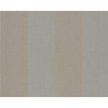 Architects Paper Streifentapete mit Glitter Haute Couture 3, Textiltapete, braun, metallic 290748 10,05 m x 0,53 m