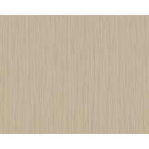 Architects Paper Streifentapete Nobile, Tapete, beige, metallic 958621 10,05 m x 0,70 m