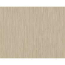 Architects Paper Streifentapete Nobile, Tapete, beige, metallic 958621