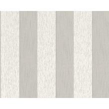Architects Paper Streifentapete Tessuto 2, Textiltapete, beige, creme 961942