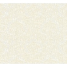 Architects Paper Textiltapete Di Seta Tapete mit floralen Ornamenten altweiß hellgrau metallic 366691