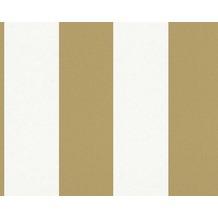 Architects Paper überstreichbare Vliestapete Pigment Colour Tec, weiß, metallic 964816 10,05 m x 0,53 m