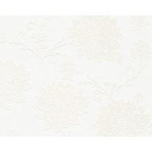 Architects Paper überstreichbare Vliestapete Pigment Quarzit, weiß 952615 10,05 m x 0,53 m