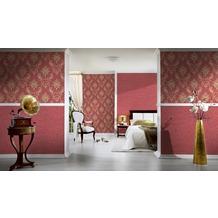 Architects Paper Unitapete Luxury wallpaper Tapete metallic rot 10,05 m x 0,53 m