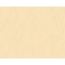 Architects Paper Unitapete Metallic Silk Textiltapete creme 309071 10,05 m x 0,53 m