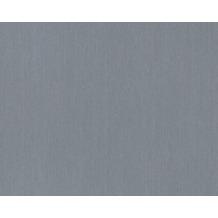 Architects Paper Unitapete mit Glitter Haute Couture 3, Textiltapete, blau, grau 287854 10,05 m x 0,53 m